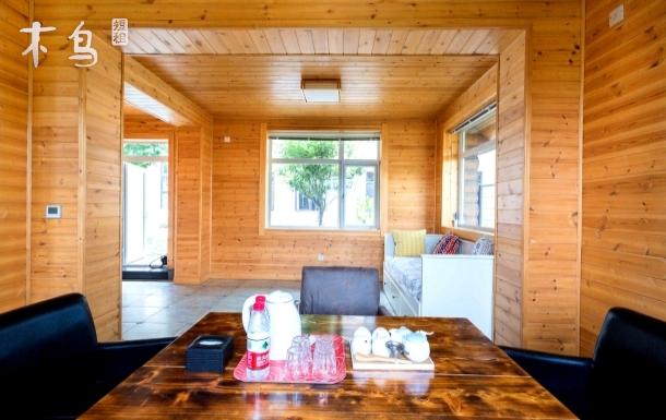 美式木屋 超美度假屋 独门小院 独立复式二楼客房 斯普瑞思