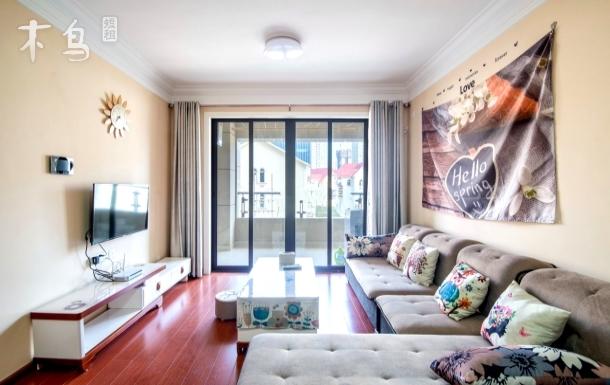 近银滩 国际客运码头 酷客公寓豪华套房