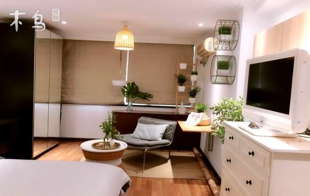 设计师作品-鸟语花香系列=银都大厦 一居室