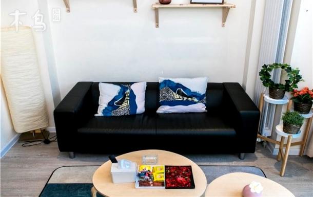暖暖的家,北关地铁旁6号线/近机场,直达后海 南锣鼓巷 天安门,王府井,北京西站
