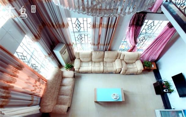 西涌(西冲)恬园独栋豪华别墅,超大院子