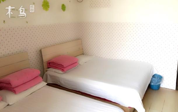 朝阳区东三环肿瘤医院对面合租舒适双床房