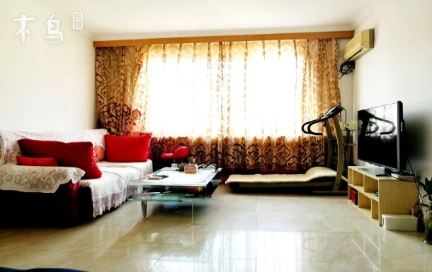 幸福公园旁温馨舒适复式美宅两居室