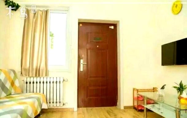 青岛爱适居度假公寓-青岛山花园2卧室套房