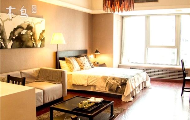 博雅国际中心精装一居室