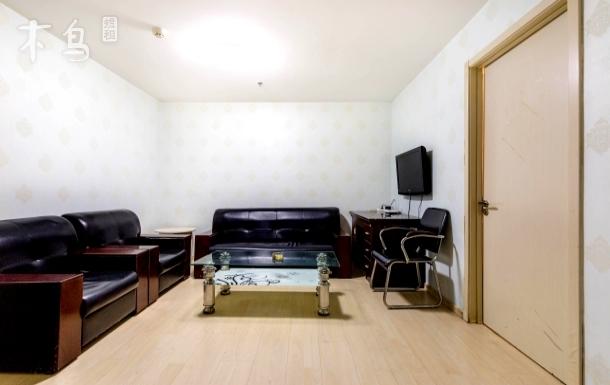地铁口沈阳站温州城两居室家庭套房
