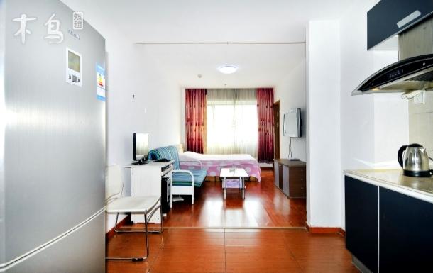 沈阳站温州城一室一厅标准四人房