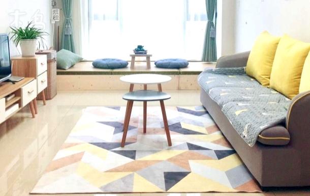 悦海公园 清新北欧风 两居室