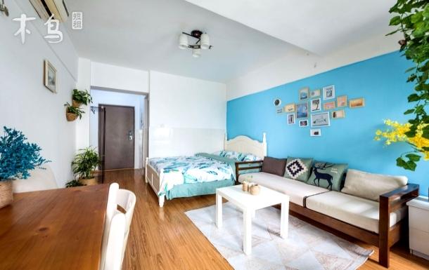 《简居&绿色》地铁房理工大学建设路东郊记忆 一居室