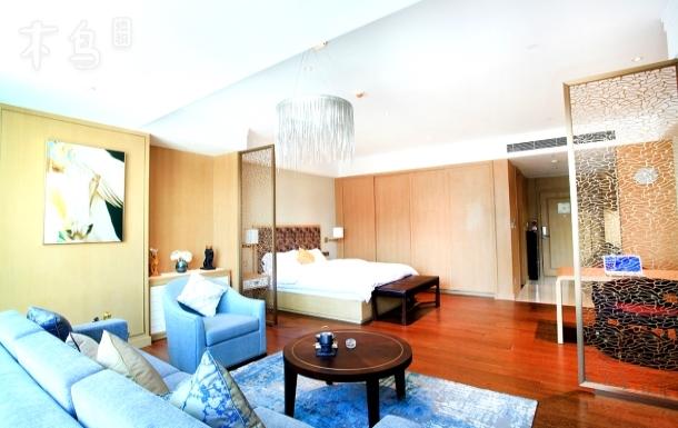 金融城银泰中心华悦居菲斯服务公寓一居室