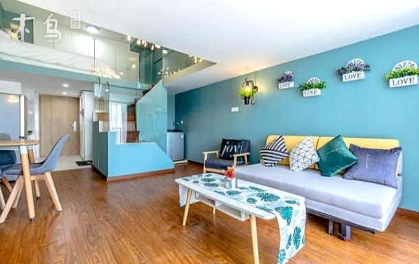 【绿光森林】2号线地铁上盖Loft公寓直达西湖断桥