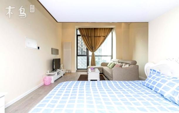 北关地铁 loft公寓暖心小宿地铁直达南锣鼓巷