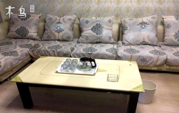 威海蜗牛民宿国际海水浴场三居室