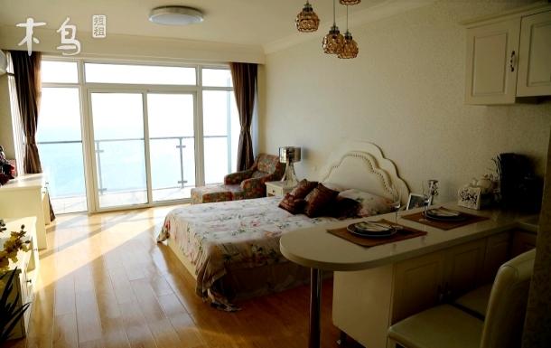 天鹅湖绝佳海景一居室
