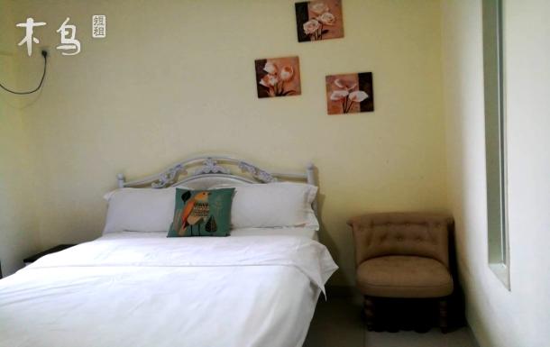 花城广场,广州塔舒适大床房