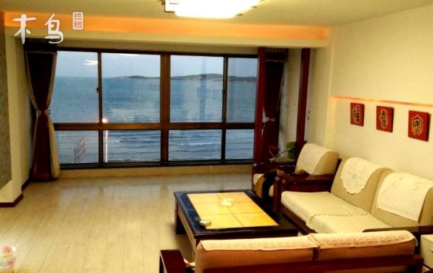高区市中心 一线海景三室一厅