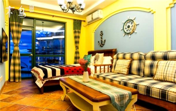 三亚湾豪华海景一房一厅