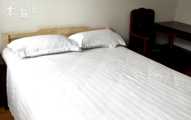 坛顶山公园 简约舒心普通大床房