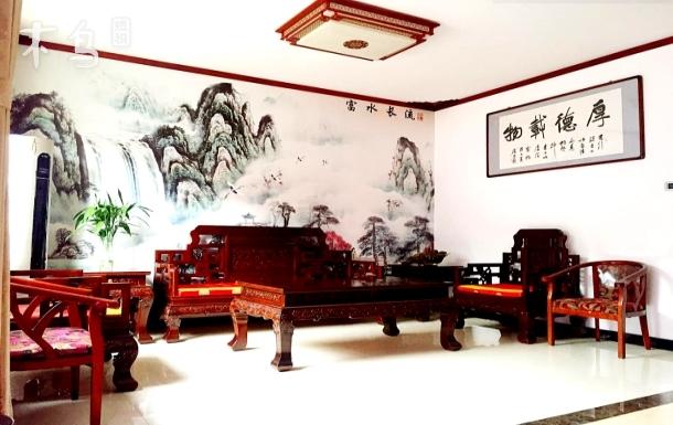 古北水镇聚福林中国风