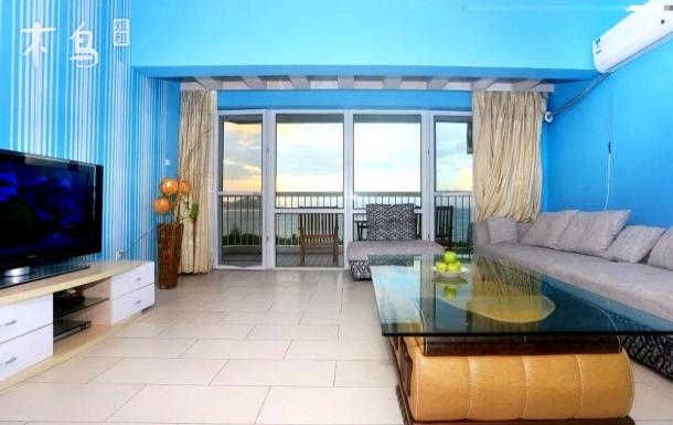 三亚市大东海海贼王度假公寓三房两厅两卫