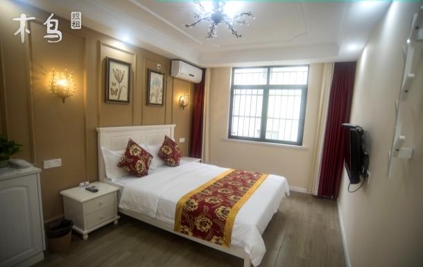 DSN私家车免费接驳-舒适大床房