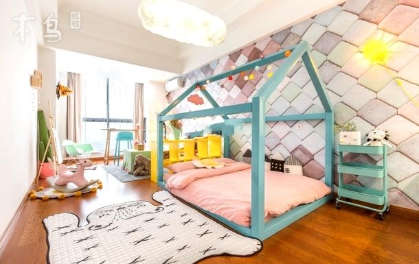「幼稚园」松江大学城地铁高层景观房