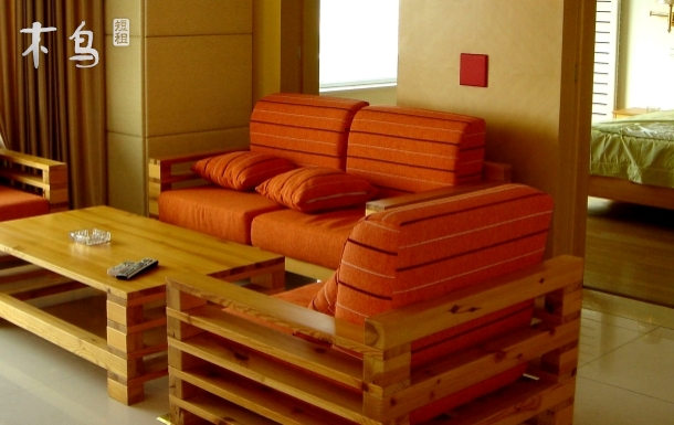 海悦国际 豪华一室一厅家庭式海景公寓