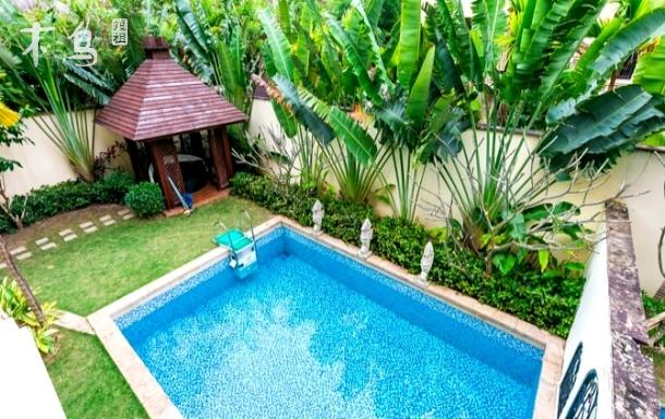 亚龙湾小美风情私家泳池别墅