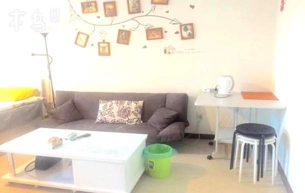 儿童医院西客站广安门温馨舒适一居室