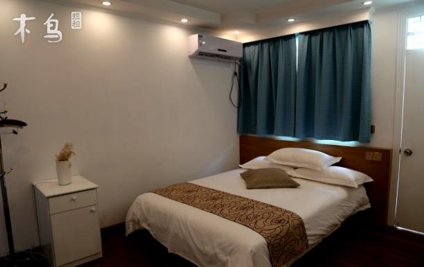 金屏古村露营基地个性套房双床带阳台4人