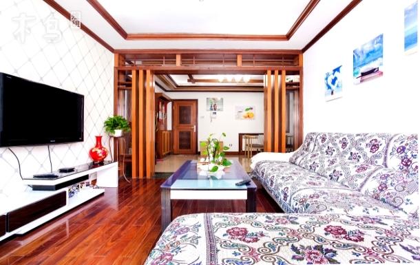 东部商圈近五四广场两室两厅106平方