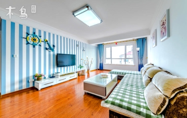 金沙滩景区 海景套房 温馨三室二厅