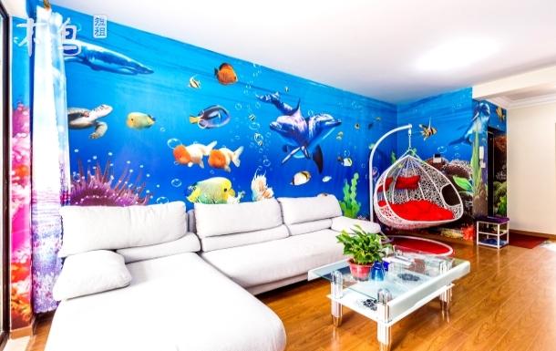 宜浩欧景海洋主题两居室