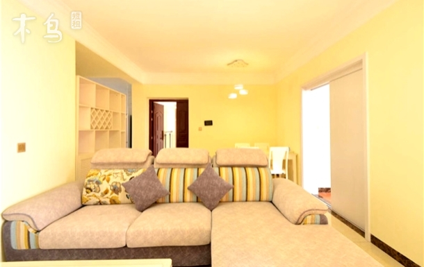 银滩高档休闲旅游度假区奢华大两房