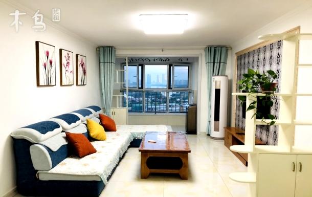 太公岛一路山海天三路海景家庭度假两居室