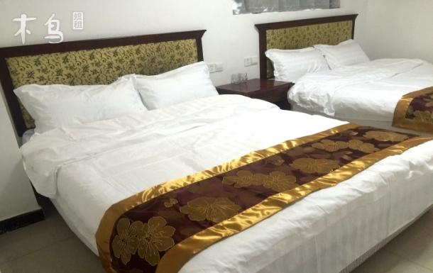 龙潭多元国际阳光充沛标准房间