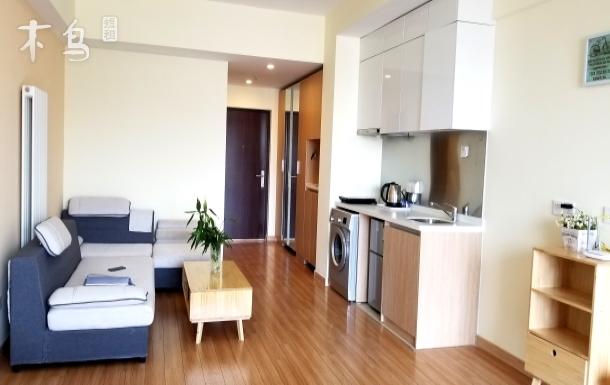 城阳通达生活广场全新精装双人公寓交通便利