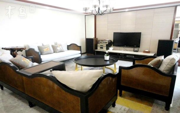 华侨城生态广场五星级三居室