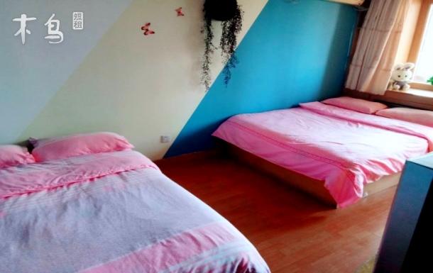 2.[儿童医院]金融街复兴门外温馨一居室