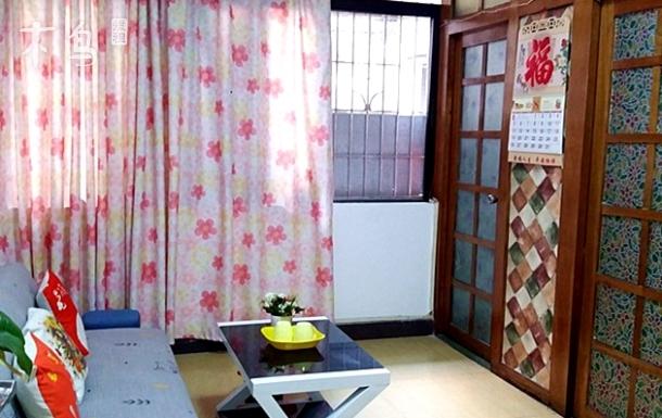 淘金近地铁温馨一房一厅拎包入住