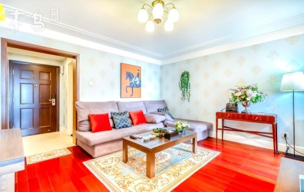 沃邦故宫王府井同仁协和东城区轻奢公寓一居