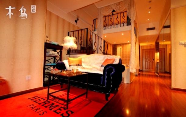 (先咨询后付款)使馆区网红loft 近三里屯簋街