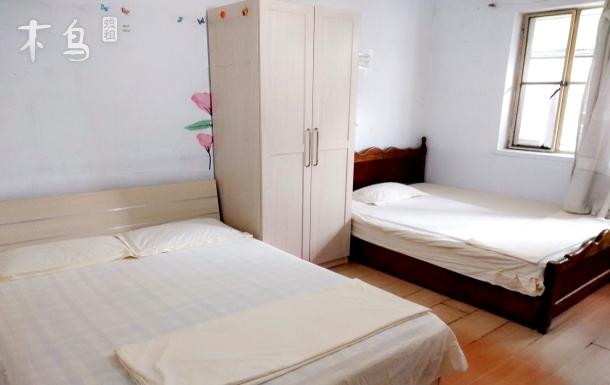 北三环 安贞医院附近 双床四人间单间