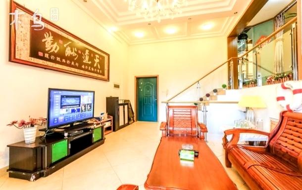三亚湾碧海云天舒适温馨三居室套房公寓