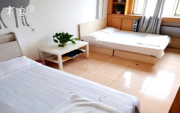 十号线八号线中间点安贞医院附近独立一居室