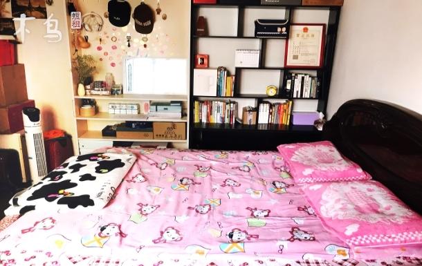 朝阳大悦城对面休闲摄影大床房
