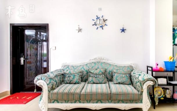 昌达海景花园温馨四居室