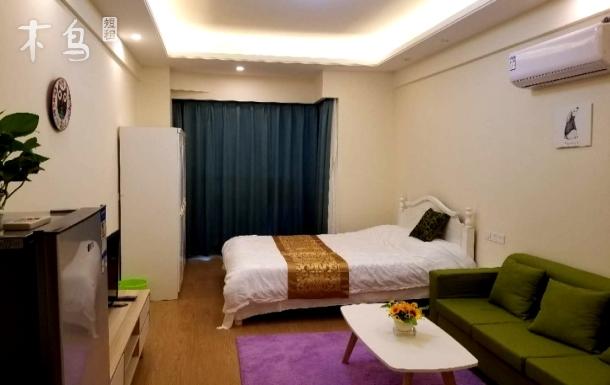 【未来科技城】阿里巴巴附近西溪蓝海城温馨舒适大床房
