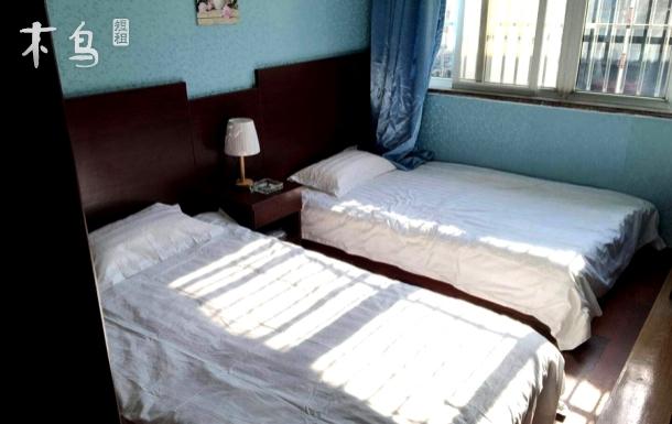 苏州佛教居士林隔壁双床房