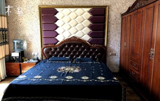 别墅独立1室整层带露台淋浴按摩超五星品质有健身房钢琴高品质床品洗漱用品